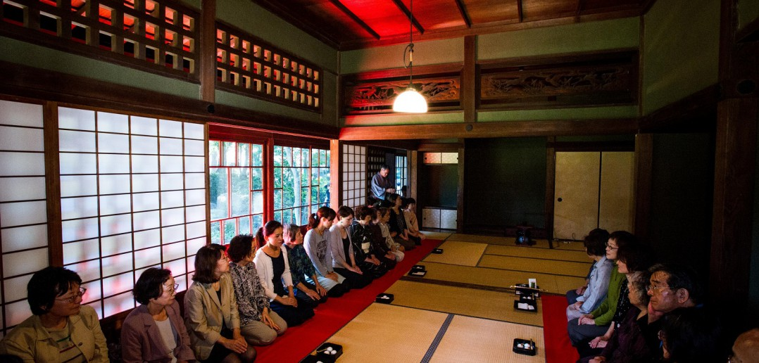 Tokyo Grand Tea Ceremony (article by amuzen)