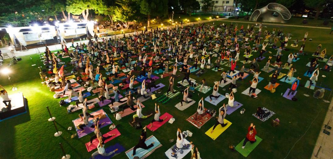 Tokyo Midtown Relax Park (article by amuzen)