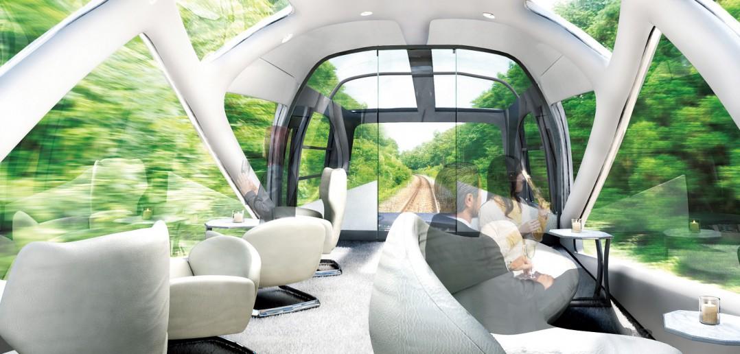 TRAIN SUITE Shikishima (article by amuzen)