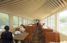 "Seibu Railway gourmet train ""52 Seats of Bliss"" (article by amuzen)"