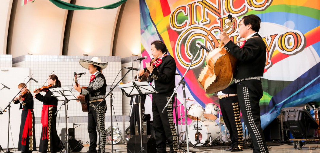 """Most joyous Latin festival in Japan - Cinco de Mayo Festival Tokyo 2016"" (article by amuzen)"