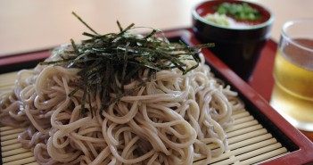 Oedo-waen (Feast of Grand Edo) – open-air festival to taste soba noodles and sake (amuzen article)