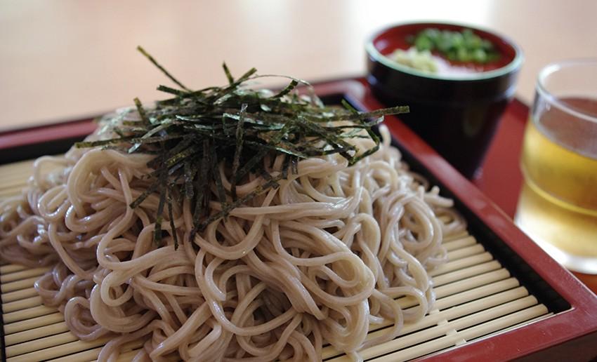 Oedo-waen (Feast of Grand Edo) – open-air festival to taste soba noodles and sake (amuzen article)