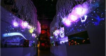 HaNa-Bi aquarium by NAKED at Aqua Park Shinagawa (amuzen article)