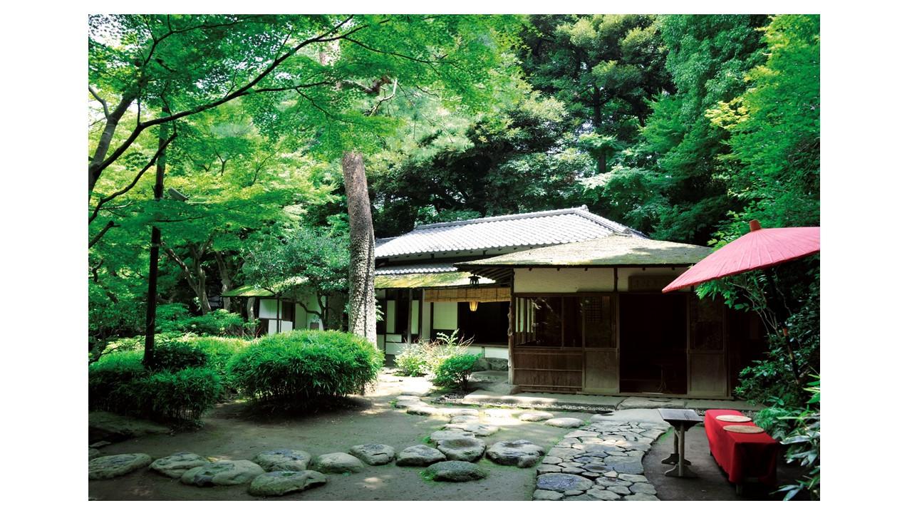 """Japanese tea house """"Mu-an"""""""