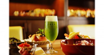 Matcha Beer Garden: Raise a green glass to Japanese tea (amuzen article)