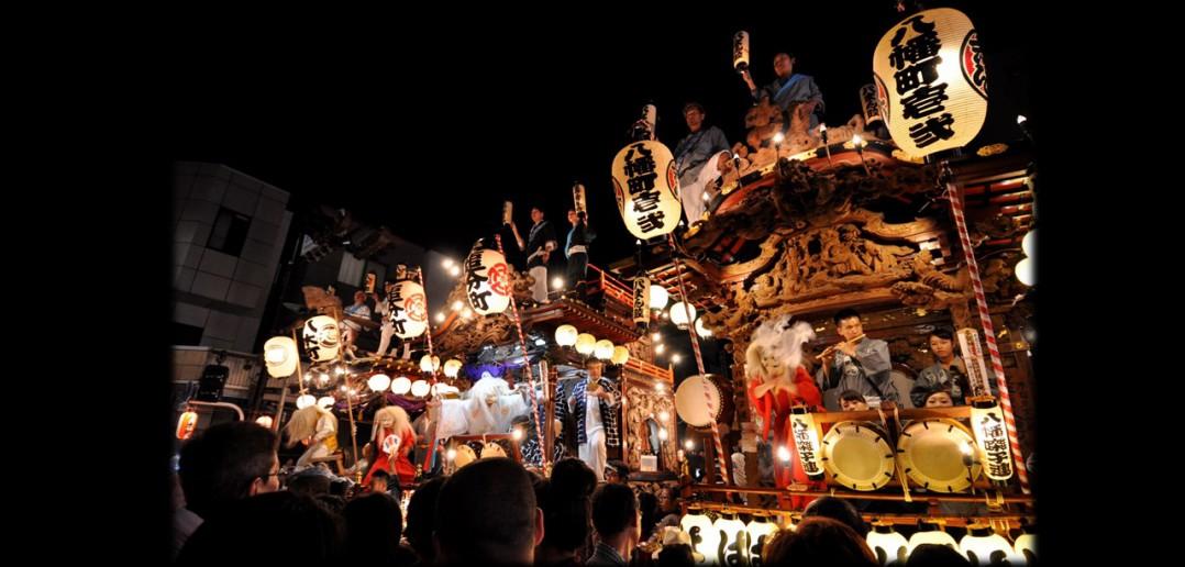 Hachioji Festival 2016 (amuzen article)