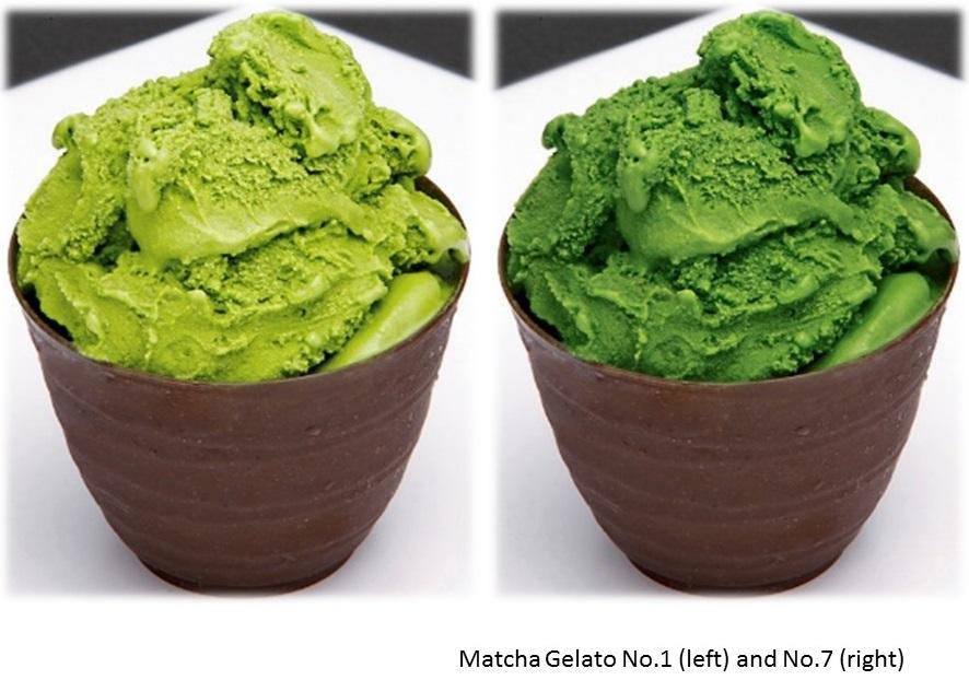 Nanaya's extra-rich matcha gelato available in Shibuya (amuzen article)