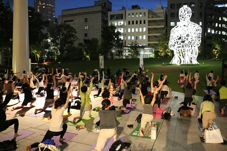 yoga toranomon fall 2016