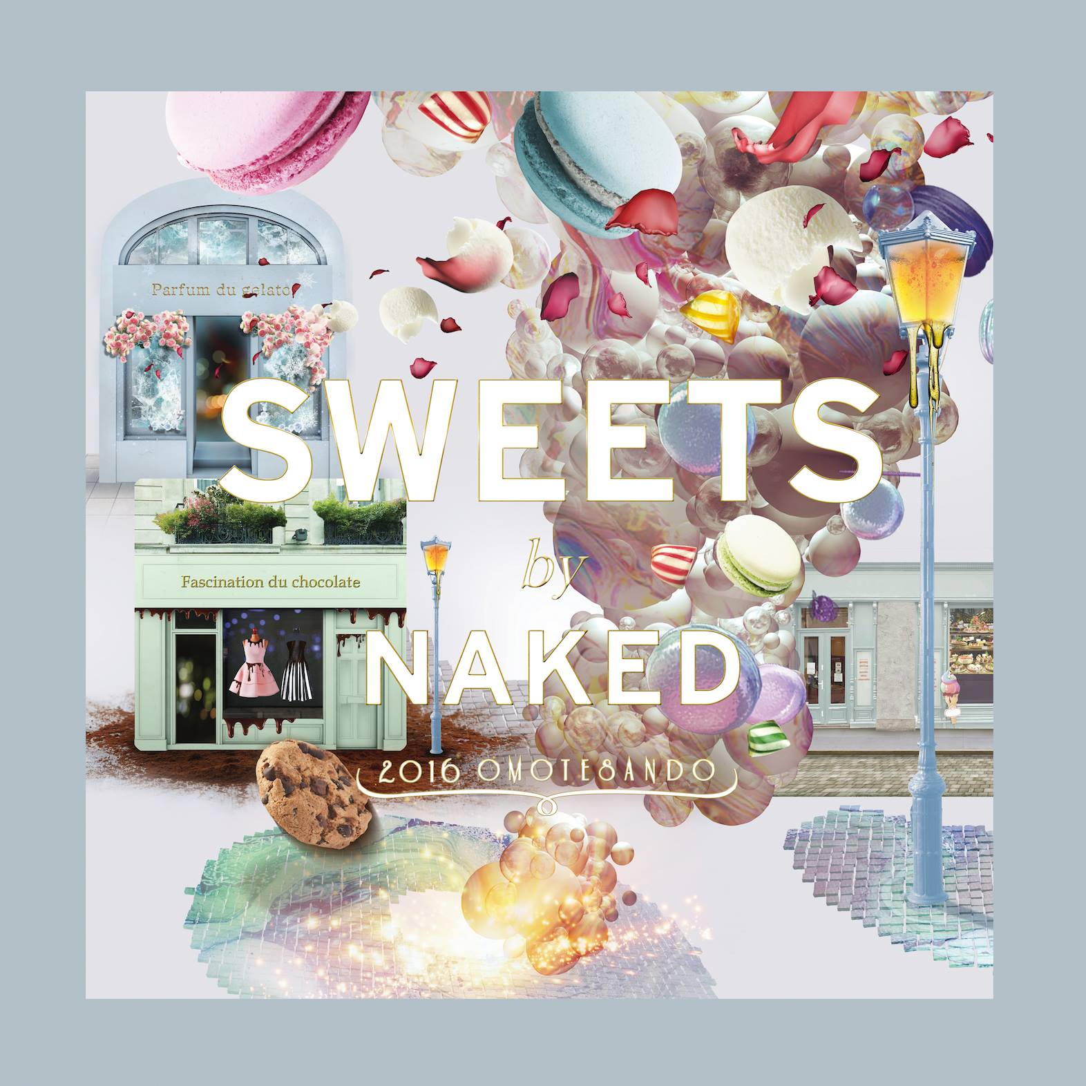 main -sweets by naked