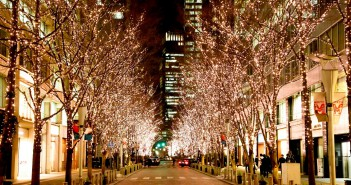 Marunouchi Illumination 2016-2017 (amuzen article)