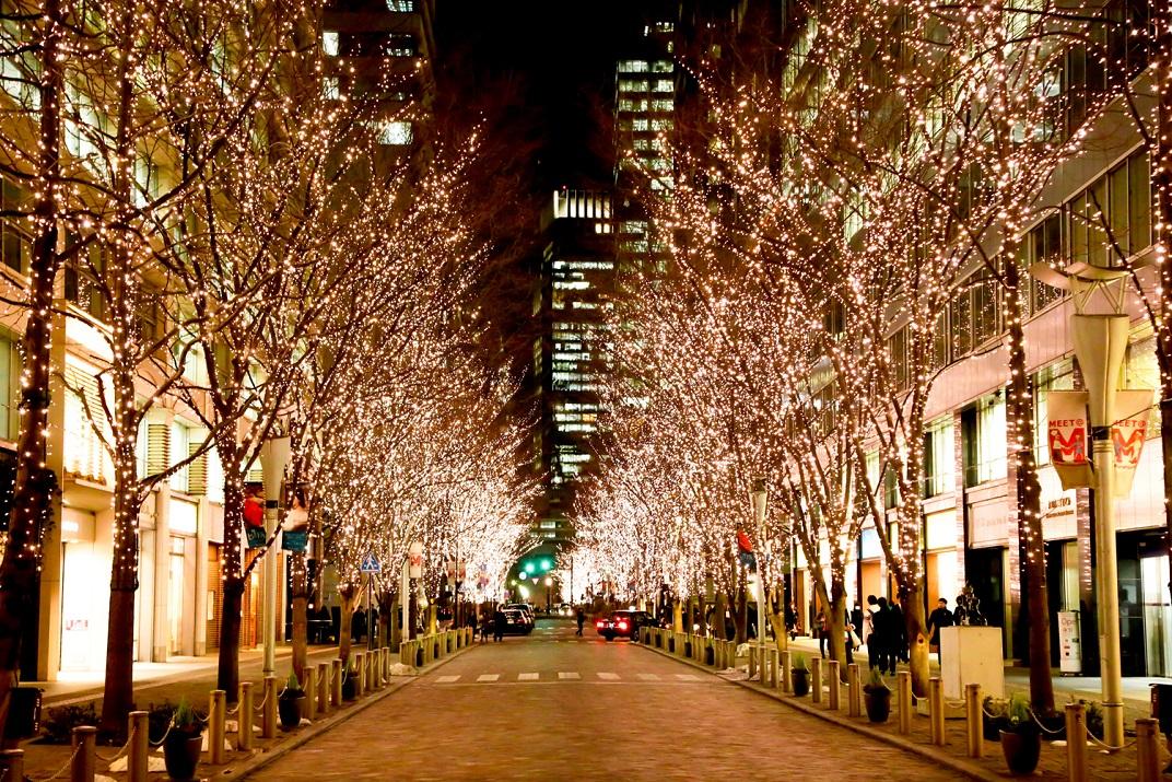 Marunouchi Illumination 2016-2017 (amuzen article)