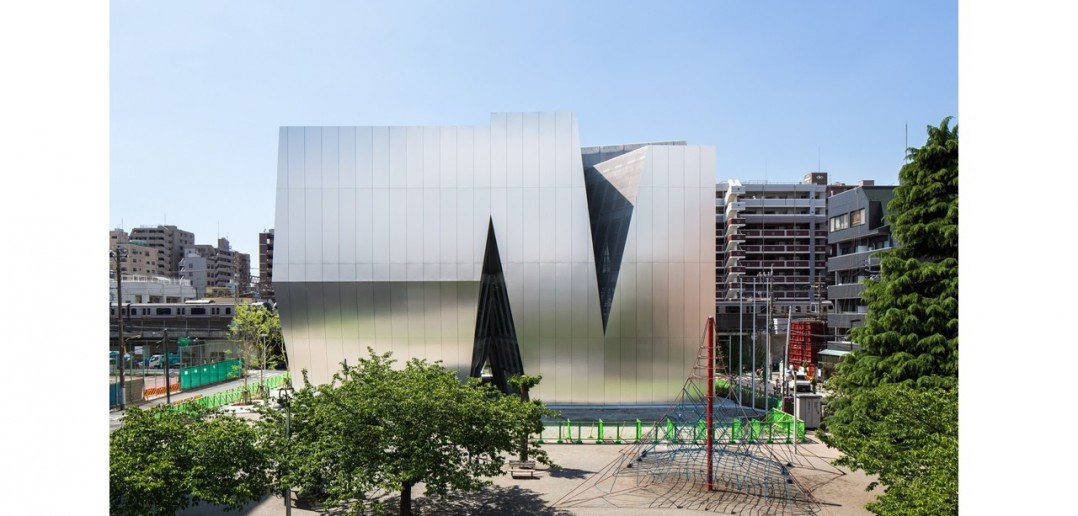 The Sumida Hokusai Museum (amuzen article)