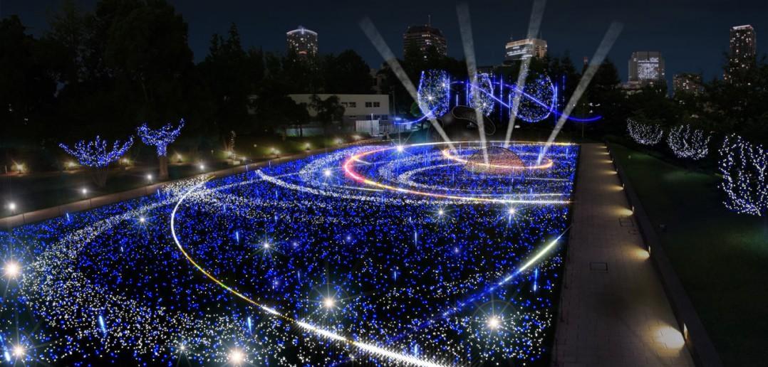 Starlight Garden 2016 – Tokyo Midtown illumination (amuzen article)