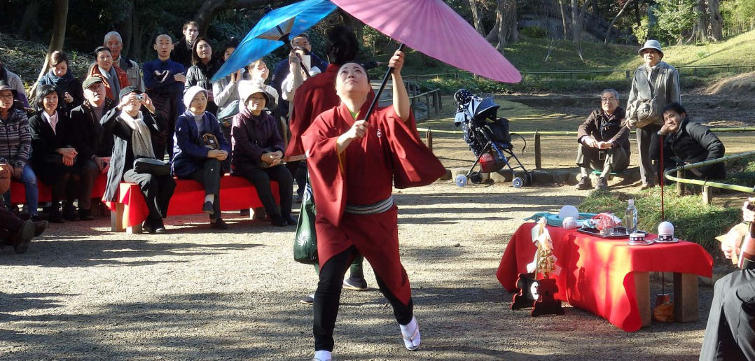 2017 New Year celebration at Koishikawa Korakuen (amuzen article)