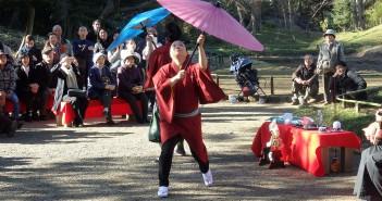 2017 New Year celebration at Koishikawa Korakuen (amuzen article)