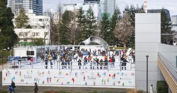 Mitsui Fudosan Ice Rink for TOKYO 2020 (amuzen article)
