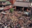 Sanja Festival 2017 Asakusa Shrine (amuzen article)