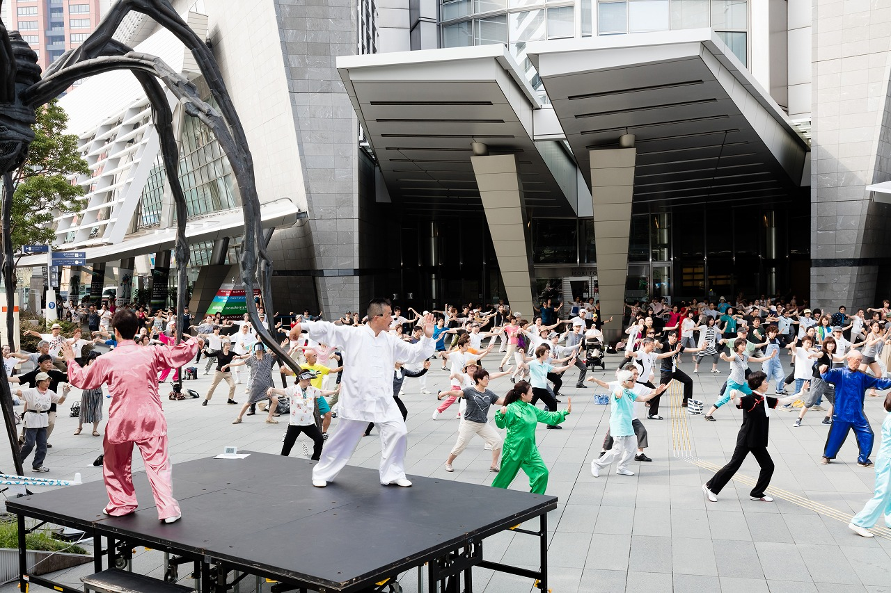 Summer Events 2017 at Roppongi Hills (amuzen article)