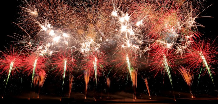 Edogawa Fireworks Festival 2017