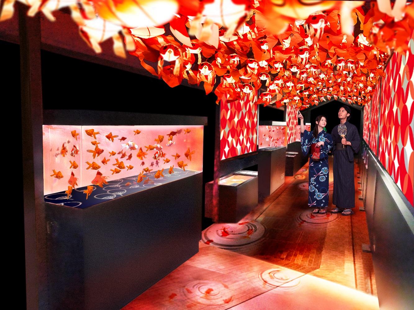 sumida-aquarium-goldfish main