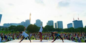 Yogafest Yokohama 2017 (amuzen article)