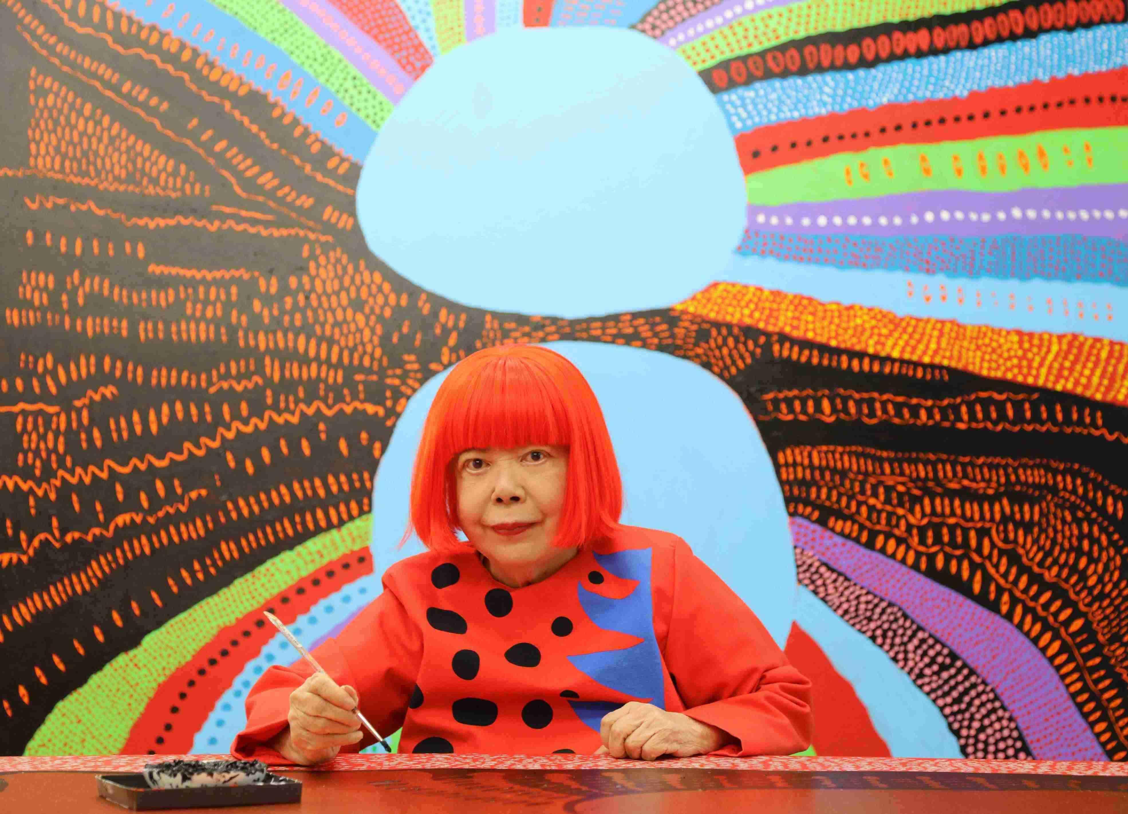 Yayoi Kusama Museum opens in Tokyo (amuzen article)