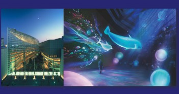"""TIF 20th anniversary exhibitions """"Aquarium of Light"""" and """"A New Voyage"""""""
