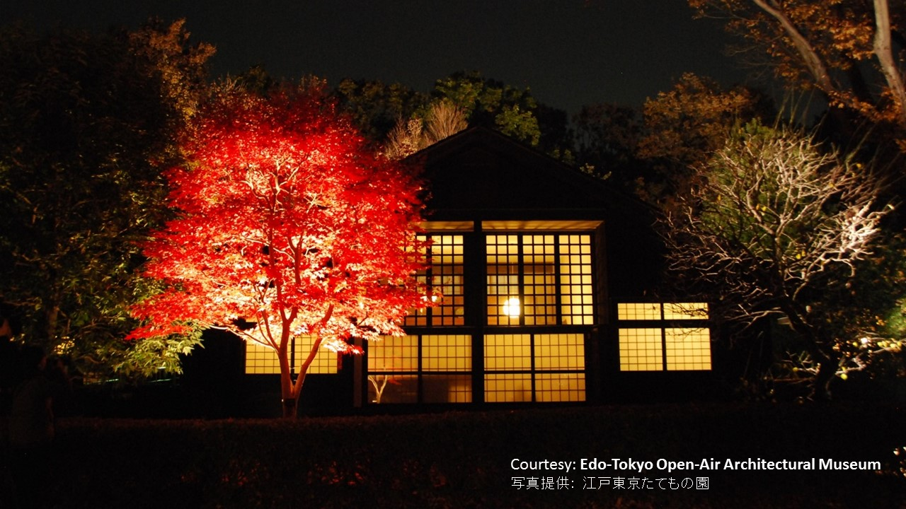 Photo courtesy: Edo-Tokyo Open-Air Architectural Museum