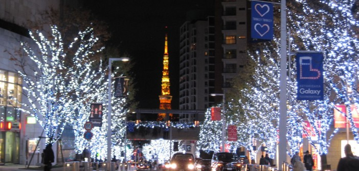 2017 -2018 winter lights in Tokyo not to miss (article by amuzen)