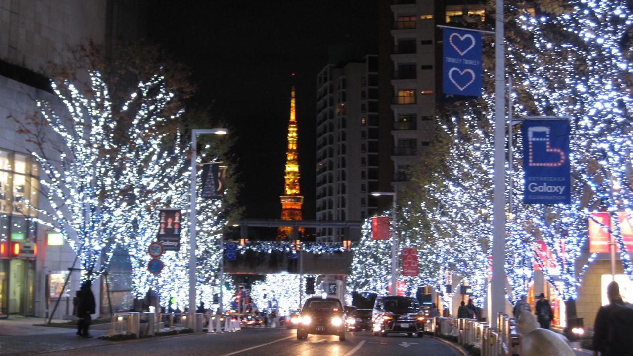 2017 2018 winter lights in tokyo not to miss amuzen. Black Bedroom Furniture Sets. Home Design Ideas