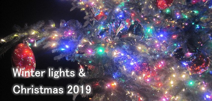 Tokyo's best Christmas and winter lights 2019-2020