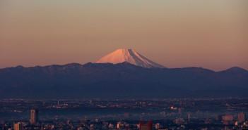 """amuzen """"Fist Sunrise 2018 at Tokyo City View, Roppongi Hills"""""""