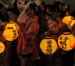 Fox procession in Oji 2017-2018 (Oji Kitsune-no-gyoretsu)