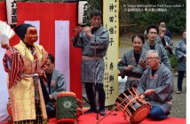 "amuzen ""Celebration of New Year 2018 at Rikugi-en Garden"""