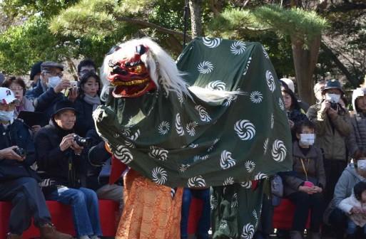 2018 New Year celebration at Koishikawa Korakuen (amuzen article)