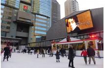 "amuzen ""White Sacas ice skating rink 2017-2018"""