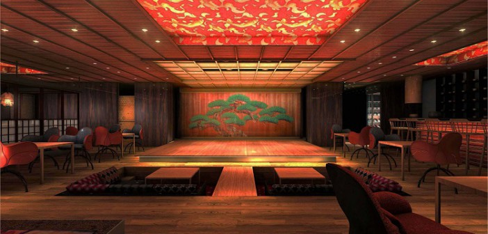 Suigian: A dazzling space to meet age-old arts