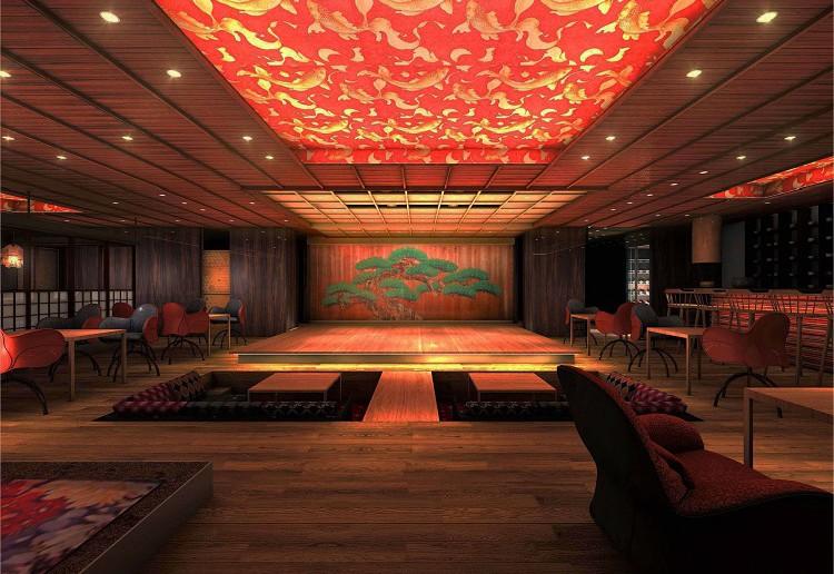 "amuzen ""Suigi-an: A dazzling space to meet age-old arts"""