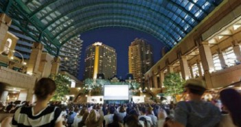 Picnic Cinema at Yebisu Garden Place 2018