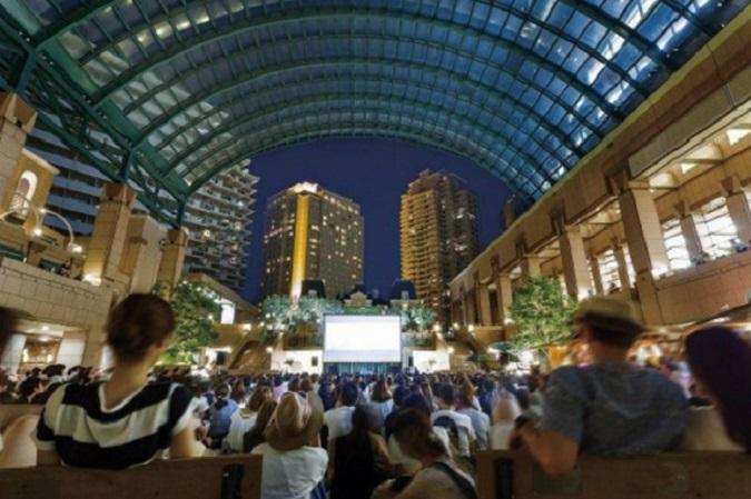 Picnic Cinema at Yebisu Garden Place 2018