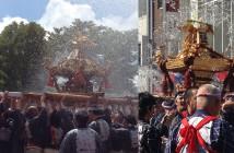 Fukagawa Hachiman Festival 2018