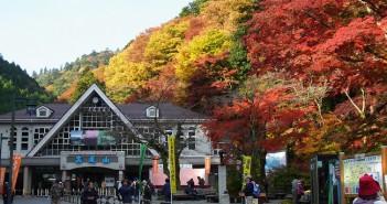 Mount Takao Fall Foliage Festival 2018