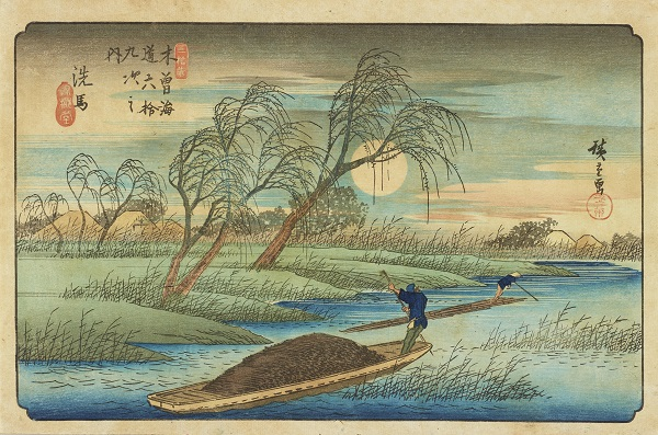 Utagawa Hiroshige exhibition at Ota Memorial Museum of Art