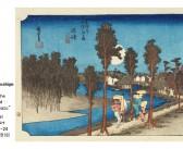 Utagawa Hiroshige exhibition 2018