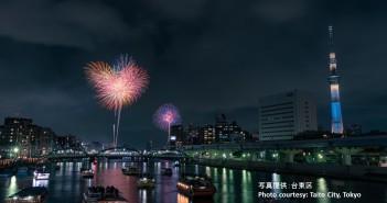 Sumida River Fireworks Festival 2019