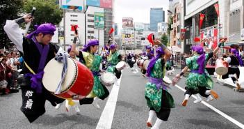 Shinjuku Eisa Festival 2019