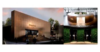 "Audemars Piguet exhibition ""Beyond Watchmaking"" at Tokyo Midtown"