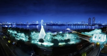 Illumination Island Odaiba 2019