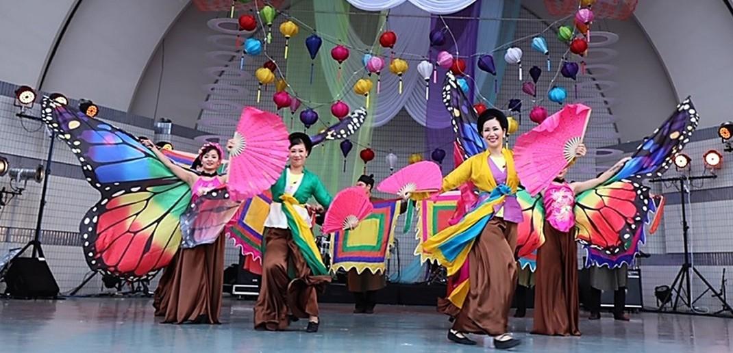 Viet Nam Festival 2020 at Yoyogi Park